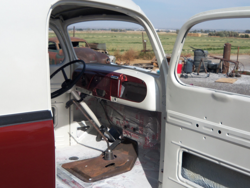 1951 Ford Panel