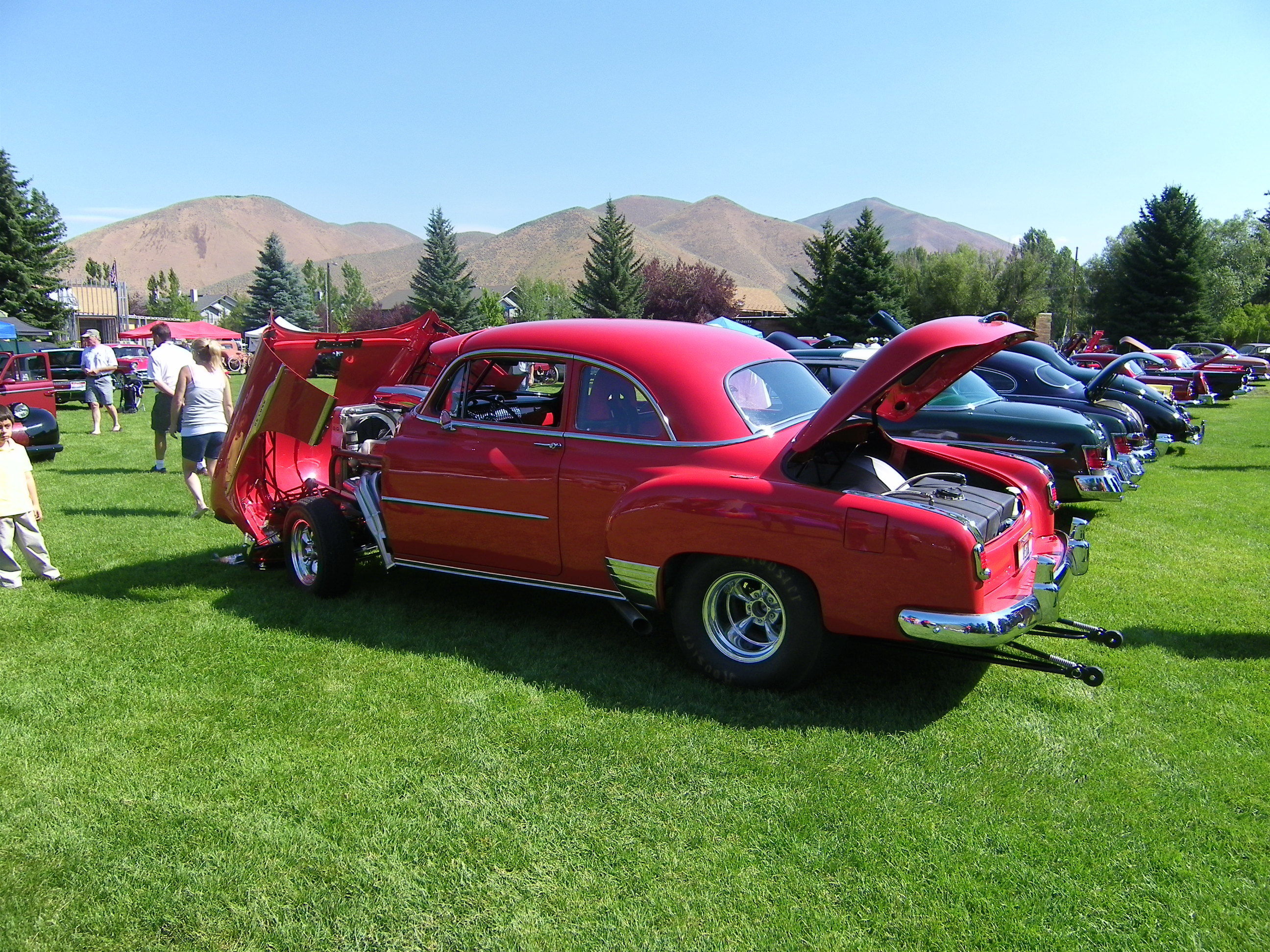 1951 Chevrolet Gasser Dream Ride Builders