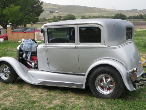1928 Ford Vicky