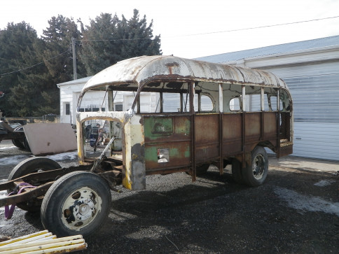 1951 Ford Bus