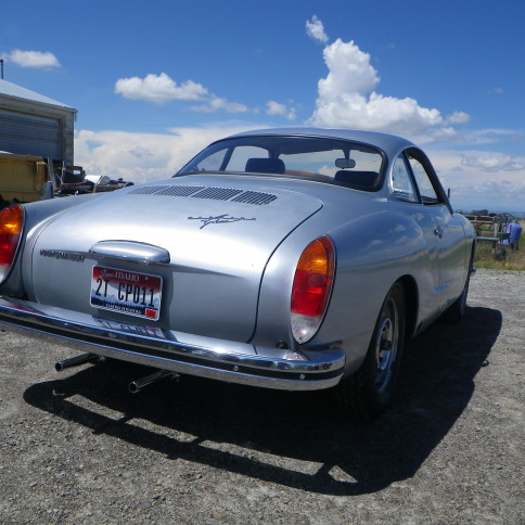 1972 VW Karmann Ghia | Dream Ride Builders